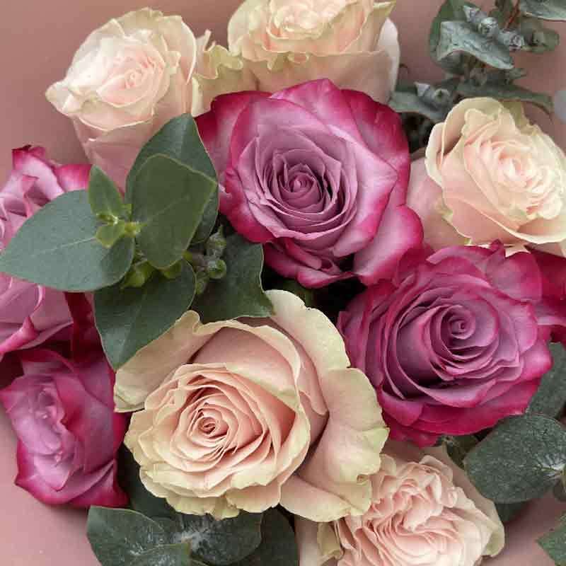 Ramo de Rosas Blancas en Talagante